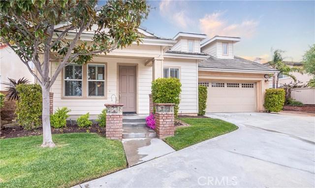 8372 E Scarborough Court, Orange, California