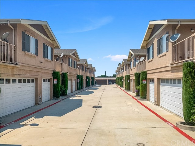 The Barranca Apartments are located at 5243-5245 N Barranca Avenue in Covina. This 28,640 sq. ft. apartment building is comprised of all 2 Bed/1.5 Bath Townhouse units situated on 38,370 sq. ft of land. This gated community was built in 2003 by the current owner and has not been on the market before. There are a total of 52 parking parking spaces: 34 garage spaces, 12 carports and 6 Open Spaces with a concrete driveway/parking. Each unit is two stories, has a washer/dryer, gas fireplace, tile countertops and flooring, freestanding gas stove/oven, central air conditioning, balconies and small patios and is individually metered for gas, electric and hot water. The property also has sprinklers throughout and a tentative map for condos. Tenants additionally benefit from the close proximity to employment hubs, shopping, entertainment options and the 10 and 210 freeways. Please do not disturb tenants.