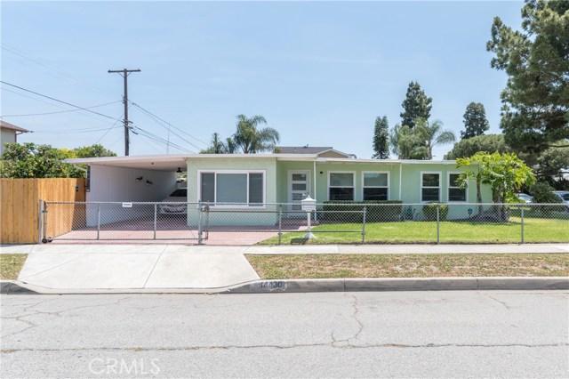 14430 Kornblum Avenue, Hawthorne, CA 90250