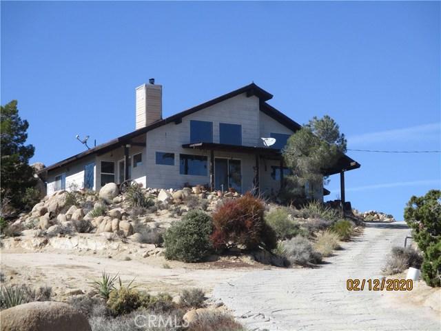 57864 Bandera Road, Yucca Valley, CA 92284