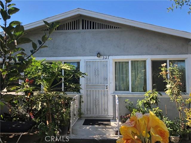 327 W 70th Street, Los Angeles, CA 90003