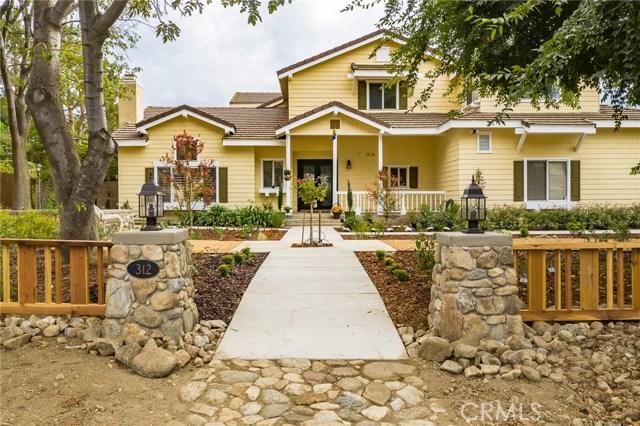 312 Alamosa Drive, Claremont, CA 91711
