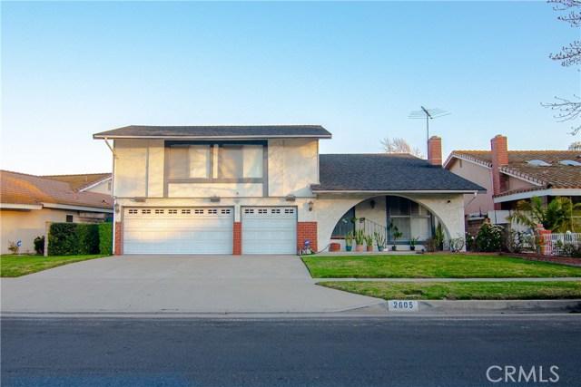 2605 Alona Street, Santa Ana, CA 92706