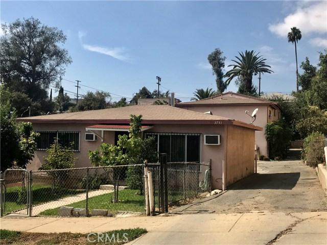 3751 Locke Avenue, El Sereno, CA 90032