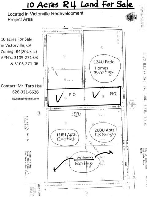 0 Begonia Road, Victorville, CA 92392