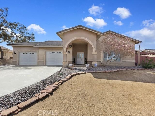 58135 Desert Gold Drive, Yucca Valley, CA 92284