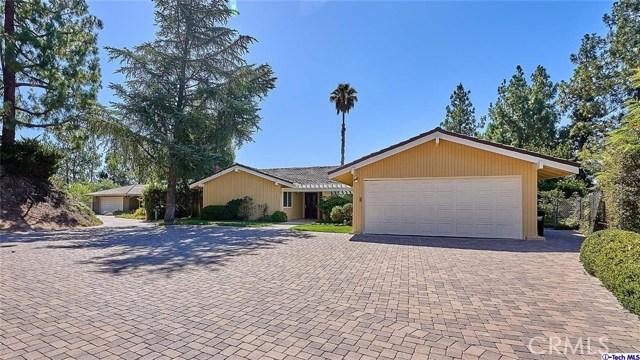 1002 El Vago Street, La Canada Flintridge, CA 91011