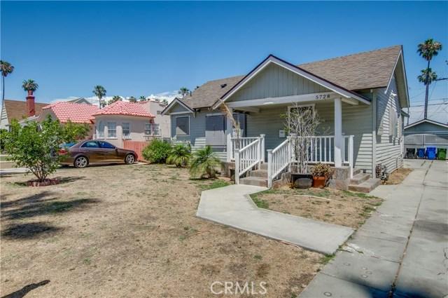 5728 S Mullen Avenue, Los Angeles, CA 90043
