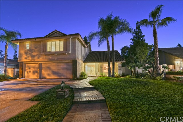 One of Yorba Linda Homes for Sale at 5375  Via Cartagena, 92886