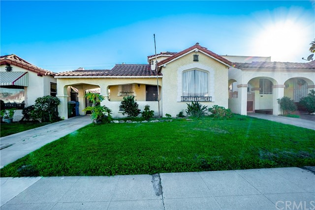 1124 W 81st Place, Los Angeles, CA 90044