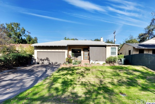 3327 Park Vista Drive, Glendale, CA 91214
