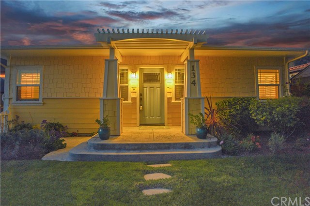 134 Palomar Avenue, Pismo Beach, CA 93449