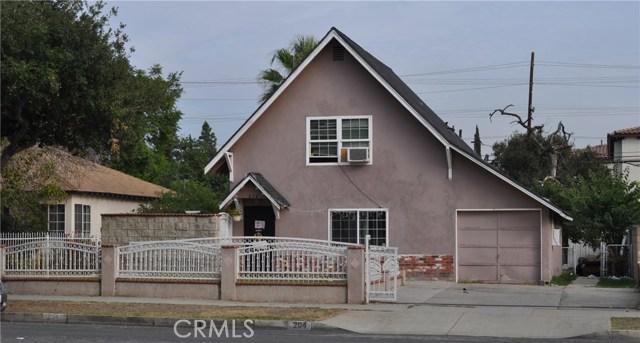 204 N San Gabriel Avenue, Azusa, CA 91702