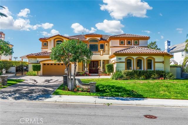 3383 Gardenia Lane, Yorba Linda, CA 92886