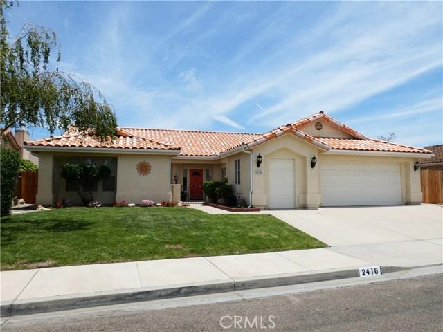 2416 La Costa Drive, Santa Maria, CA 93455