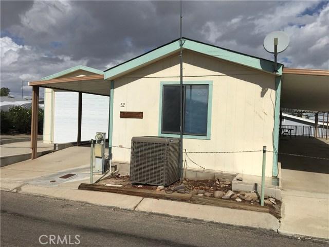 52 D Street 52, Needles, CA 92363