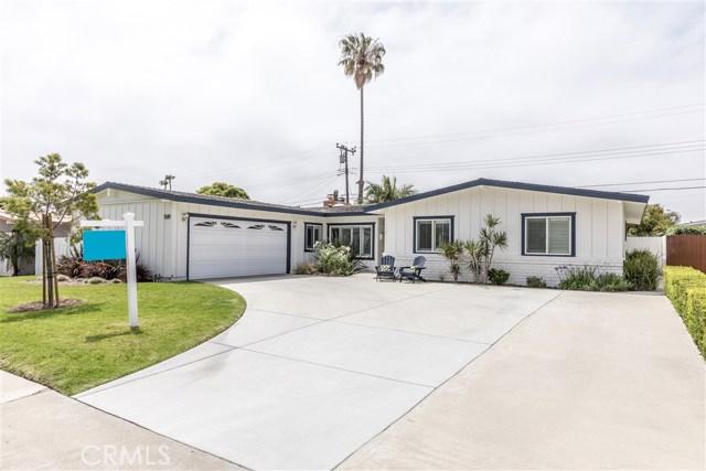 1589 Ponderosa Street, Costa Mesa, CA 92626