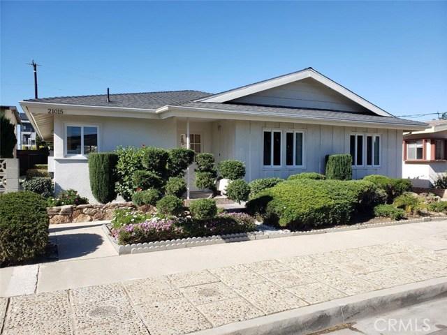 21015 Wood Avenue, Torrance, CA 90503