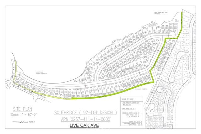 0 Live Oak, Fontana, CA 92337