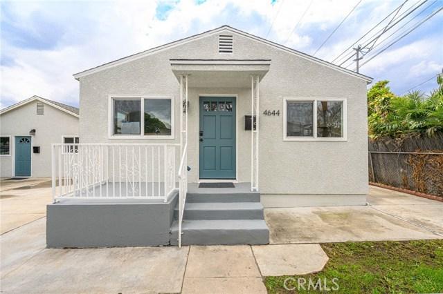 4644 Dunham Street, East Los Angeles, CA 90040