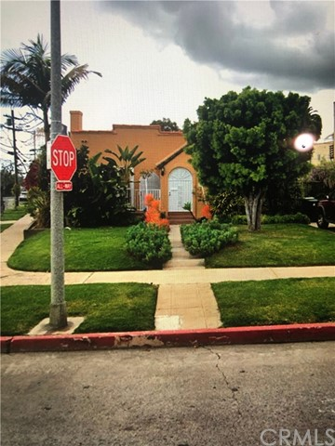 1185 S Tremaine Avenue, Los Angeles, CA 90019