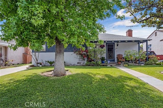 441 N Brady Avenue, Montebello, CA 90640