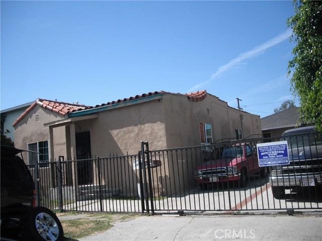 529 W 77th Street, Los Angeles, CA 90044