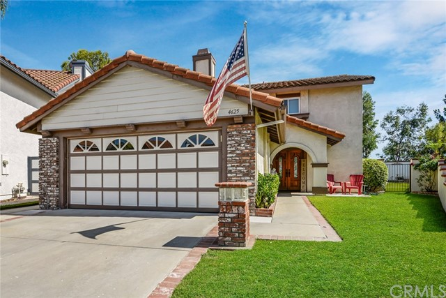 4625  Via Cabeza, Yorba Linda, California