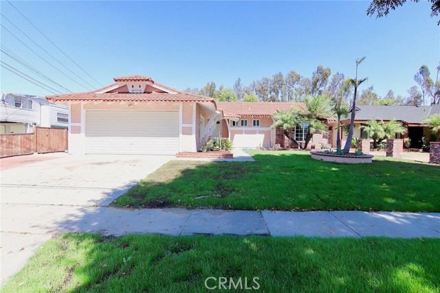 2629 Patti Lane, Santa Ana, CA 92706