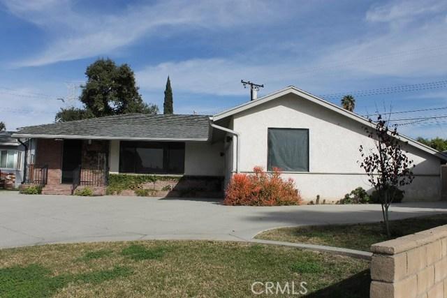5442 N Ranger Drive, Covina, CA 91722