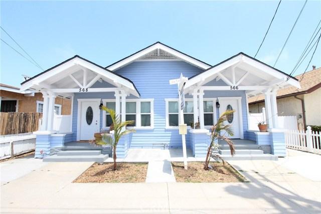 566 W 19th Street, San Pedro, CA 90731