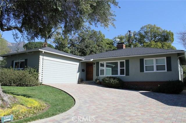 3042 Highview Avenue, Altadena, CA 91001