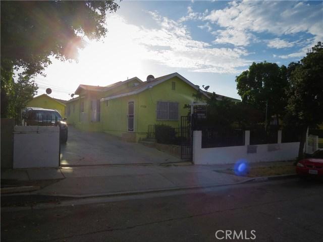 11129 Van Buren Avenue, Los Angeles, CA 90044