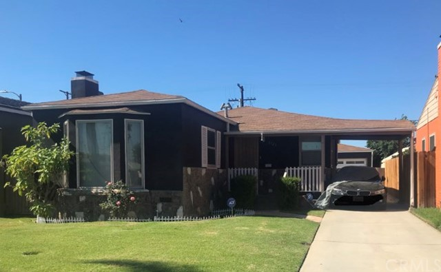 8723 S Wilton Place, Los Angeles, CA 90047