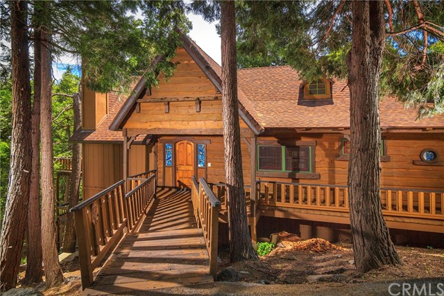 275 Blue Lake Road, Lake Arrowhead, CA 92352