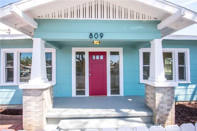 809 W Myrtle Street, Santa Ana, CA 92701