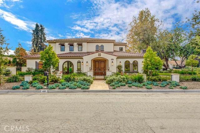 400 E Rodell Place, Arcadia, CA 91006