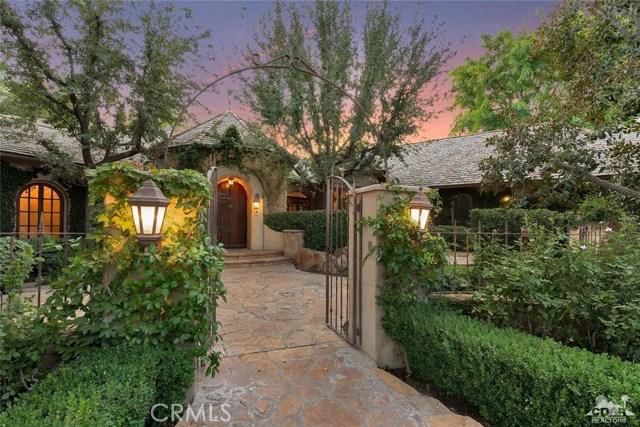 40715 Morningstar Road, Rancho Mirage, CA 92270