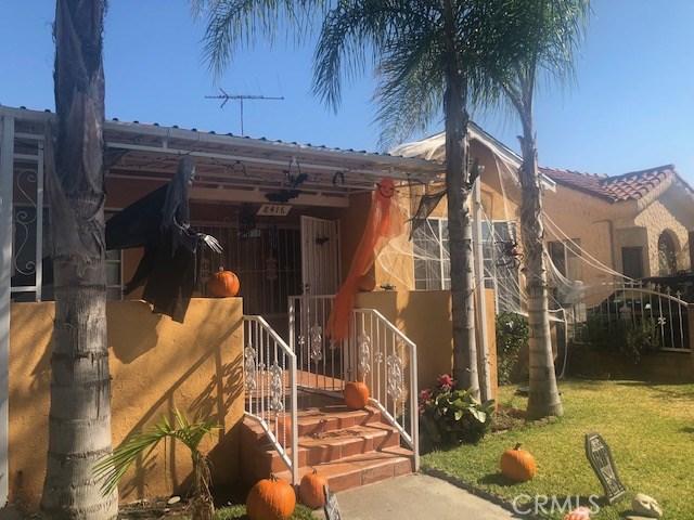 8416 San Luis Avenue, South Gate, CA 90280