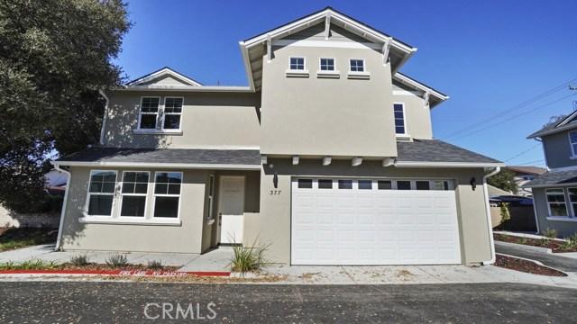 377 Alder Street, Arroyo Grande, CA 93420