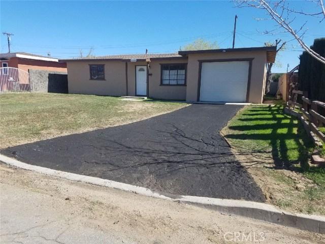 15350 Leslie Street, Mojave, CA 93501