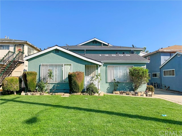 12606 Doty, Hawthorne, Los Angeles, California, United States 90250, ,Residential Income,For Sale,Doty,SB21027124