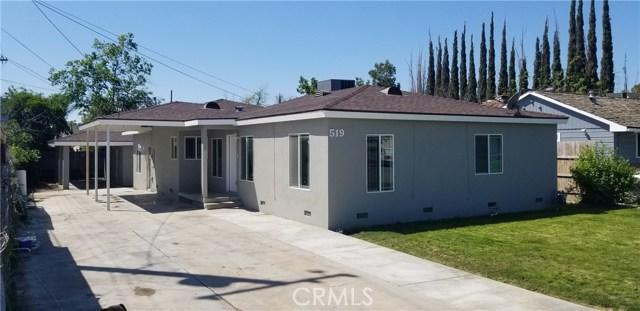 519 9th Street, Bakersfield, CA 93304