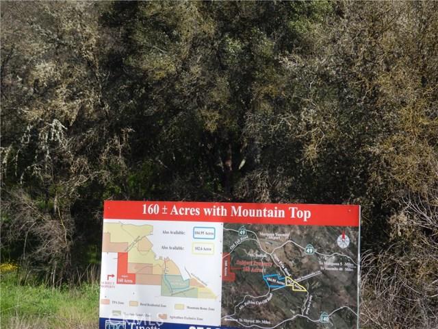0 Old Toll Road, Bear Valley, CA 95223