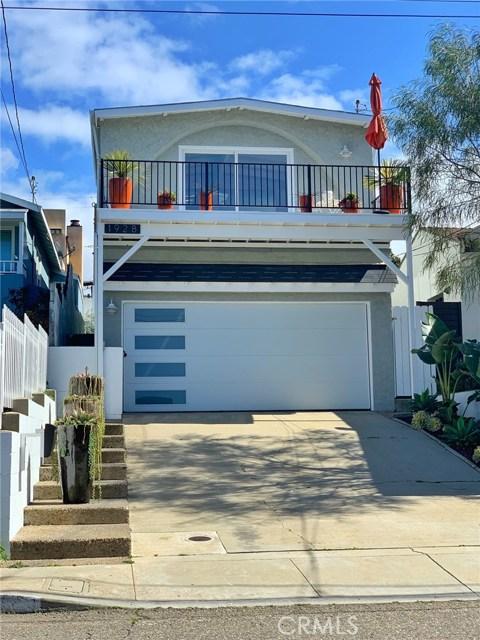 1928 Rhodes Street, Hermosa Beach, California 90254, 3 Bedrooms Bedrooms, ,2 BathroomsBathrooms,For Sale,Rhodes,SB19030558