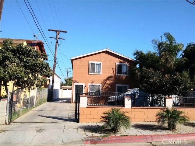 10318 S Normandie Avenue, Los Angeles, CA 90044