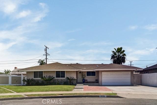 1016 N Paradise Place, Anaheim, CA 92806