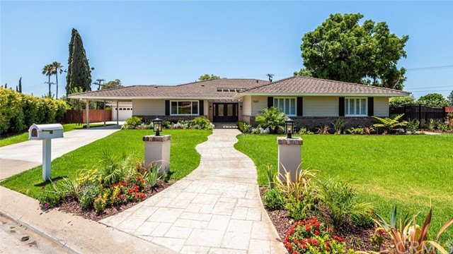 9651  Fleet Road, Villa Park, California