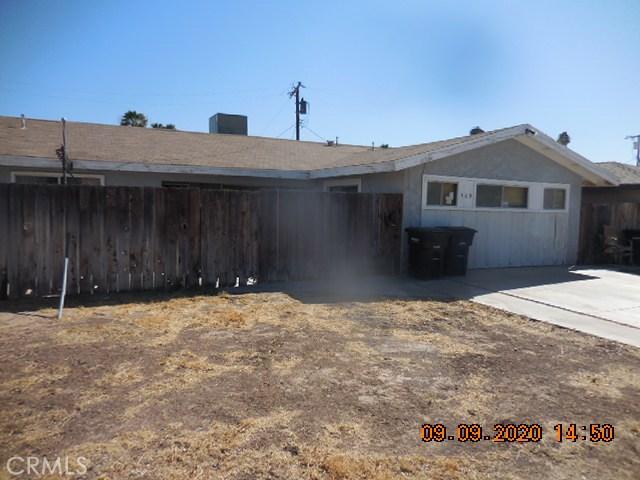 Photo of 460 W Montezuma Street, Blythe, CA 92225