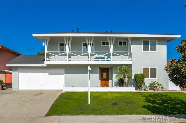 6103 Fred Drive, Cypress, CA 90630
